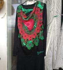 Desigual crna haljina