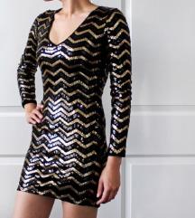 Sequin haljina