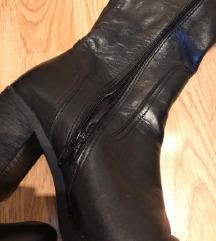 Mass kožne čizme do koljena
