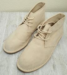 H&m bež oxford cipele