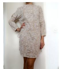 NOVA prozračna ljetna haljina s etiketom, vel M