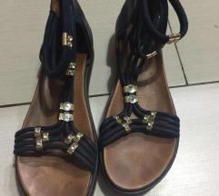 Inuovo plave sandale