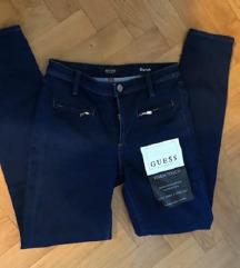 nove GUESS original pushup jeans