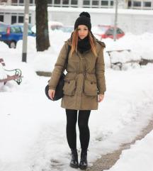 Levi's duga pernata zimska jakna