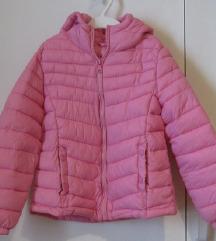 Zara bunda jakna pink 122