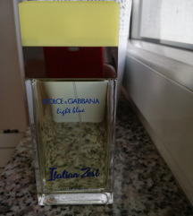 Dolce &Gabbana Light blue Italian Zest,100ml