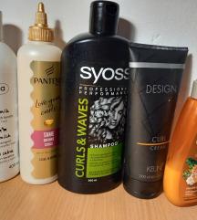 Kozmetika, ugl. za kosu