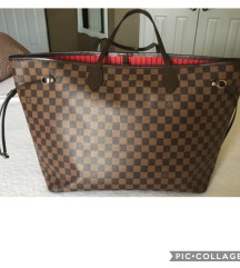 Louis Vuitton Neverfull, original