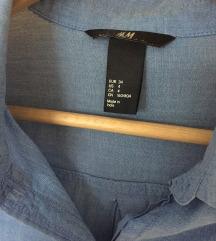 Lijepa H&M košulja, XS/S