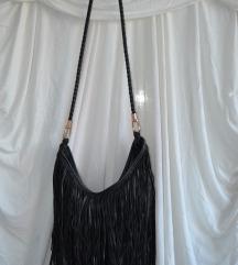 H&M torba, faux leather
