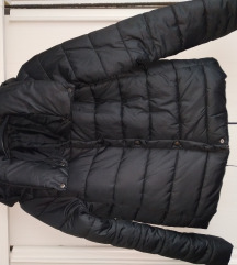 Crna zimska jakna NOVO
