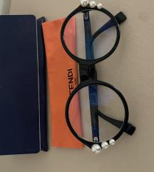 Fendi dioptrijske naočale s perlama