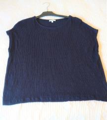 Majica, bluza, Tom Tailor tamno plava, S