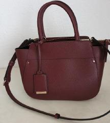 Zara bordo torba
