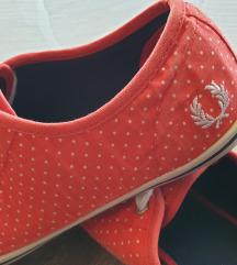 Fred perry crvene tenisice
