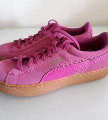 Puma platform kožne tenisice