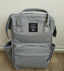 Siva mommy bag torba