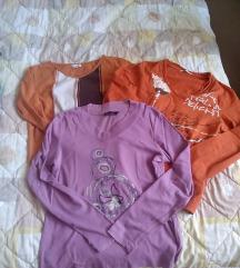 Lot majica M/L