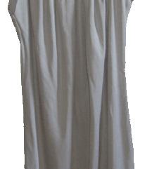 Maje srebrna mini haljina