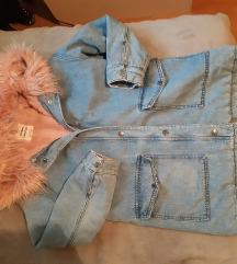 Prodaja/zamjena Zara traper jakna parka