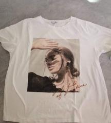 kratka bijela majica