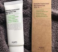 Novo! PURITO - Centella Green Level Unscented Sun