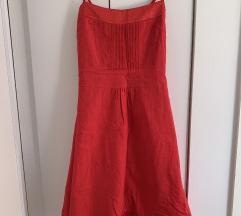 Crvena haljina Orsay