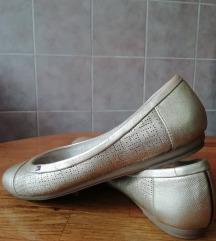 Tommy Hilfiger zlatne balerinke - s poštarinom
