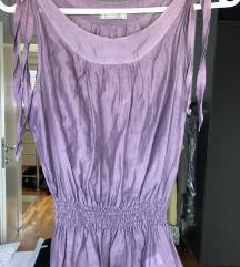 Košulja od svile na vezanje