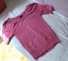 H&M končana majica retro *NOVO*