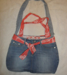 Nova traper torba handmade