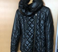 S. OLIVER Crna zimska jakna