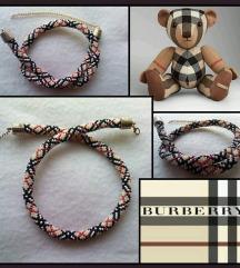 Unikatna ručno heklana ogrlica