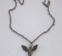 Četiri ogrlice lančići pojedinačno ili lot