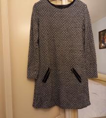 Zimska haljina/tunika, siri model