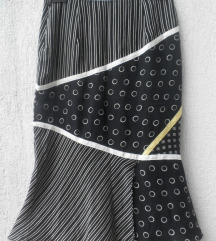 Marella svilena suknja 36