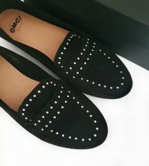 OMG! cipele / mokasine sa zakovicama