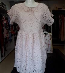 Sniženo 90kn!!!Roza haljina