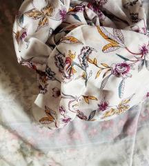 Floral marama/šal