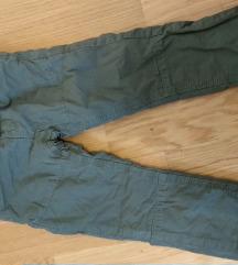 Zimske hlače podstavljene