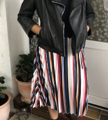 ORSAY nova plisirana suknja 36/38