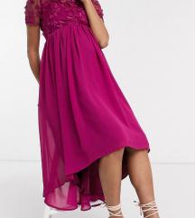 Asos trudnicka haljina