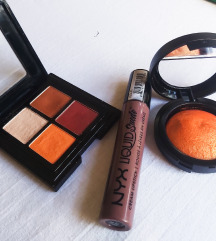 Lot šminke, NYX Flormar