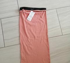 Novo midi suknja