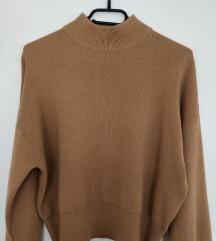 H&M bež džemper