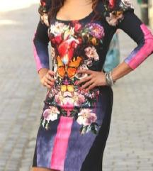 Boudoir haljina, vel XS