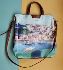 Kožna torba iz Italije nenošena