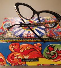 Dolce&Gabbana novi diptrijski okviri