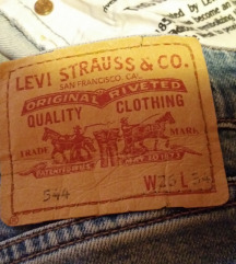 Markirane jeans hlace