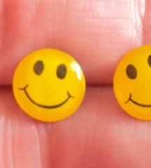 Smile mini naušnice